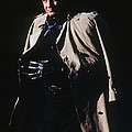 Johnny Cash Trench Coat Old Tucson Arizona 1971 by David Lee Guss