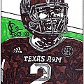 Johnny Manziel 6 by Jeremiah Colley