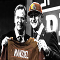 Johnny Manziel  by Brian Reaves