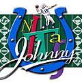 Johnny Unitas Baltimore Colts by Ron Regalado