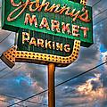 Johnny's Market by Robert  FERD Frank