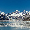 Johns Hopkins Glacier In Glacier Bay by Panoramic Images