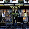 John''s Pub by David Pyatt