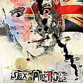 Johny Rotten by Dray Van Beeck