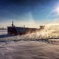 Joining The Winter Fleet by Luke Collins
