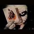 Joker And Batman by Navid Nasir