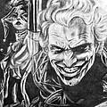 Joker And Harley Quinn  by Frankie Dratviki