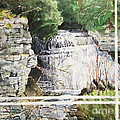 Jones Falls by Bev Morgan