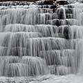 Jones Mill Run Dam Up Close 2 by Jake Donaldson