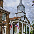 Jonesboro Methodist Church by Heather Applegate