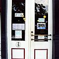 Jonesborough Tennessee Main Street Shop by Frank Romeo