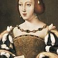 Joos Van Cleve 1485-1541. Eleanor by Everett