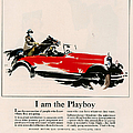 Jordan 1926 1920s Usa Cc Cars Horses by The Advertising Archives