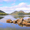 Jordan Pond by Roupen  Baker
