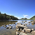 Jordan Pond by Terry DeLuco