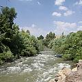 Jordan River  by Rita Adams