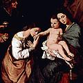 Jos De Ribera by Munir Alawi