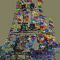 Jose Gaspar Ship Vertical Work by David Lee Thompson
