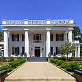 Joshua Hill House In Madison Georgia by Steve Samples
