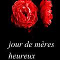 Jour De Meres Heureux by R Muirhead Art