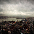 jour de pluie a Istanbul III by Zapista
