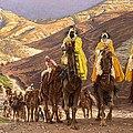 Journey Of The Magi by Tissot