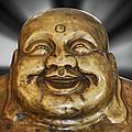 Jovial Buddha by Daniel Hagerman