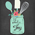 Joy Jar by Jo Moulton