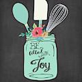 Joy Jar by Jo Moulton