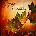 Joy Of Autumn by Lourry Legarde