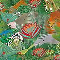 Joy Of Nature Limited Edition 2 Of 15 by Gabriela Delgado