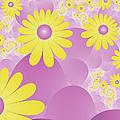 Joy Of Spring by Gabiw Art