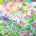 Joyful Flowers By Jan Marvin by Jan Marvin