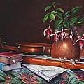 Joyful Pastimes by Mary Ann Fox