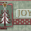 Joyful Tree Card by Arline Wagner