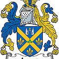 Joynt Coat Of Arms Irish by Heraldry