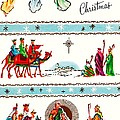 Joyous Christmas by Munir Alawi