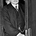 J.p. Morgan At S.e.c. by Underwood Archives
