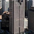 Jp Morgan Chase Tower Dallas by Bill Cobb