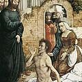 Juan De Flandes  -1519. The by Everett