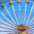 Jubilee Ferris Wheel by Liz Leyden