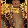 Judith And The Head Of Holofernes by Gustav Klimt