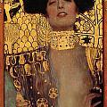 Judith by Gustive Klimt