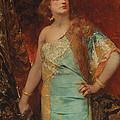 Judith by Jean Joseph Benjamin Constant