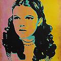 Judy Garland by Gary Hogben