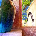 Jug And Window by Ben and Raisa Gertsberg