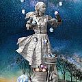 Juggling The Worls by Angelika Drake