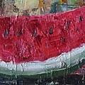 Juicy Watermelon Slice - Sold by Judith Espinoza
