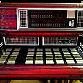 Jukebox - Wurlitzer X7 by Liane Wright