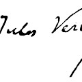 Jules Verne Signature by Granger